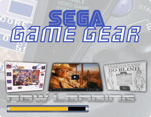 SEGA Game Gear Downloads