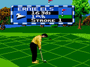 Ernie Els Golf