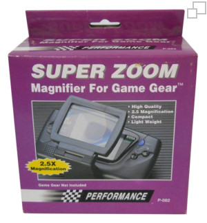 Screen Magnifier Performance Super Zoom