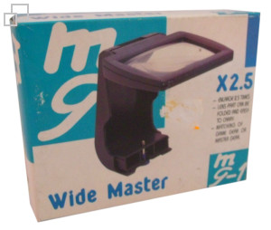 Screen Magnifier Wide Master