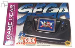 Majesco Game Gear Core System Pack