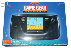 Game Gear Core System
