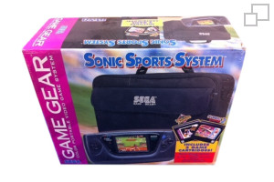 Game Gear Sonic Sports System Pack