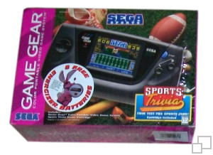 Game Gear Sports Trivia Pack