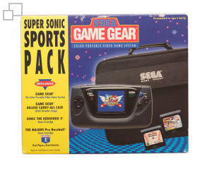 Game Gear Super Sonic Sports Pack