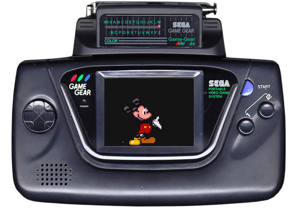 Game Gear Software